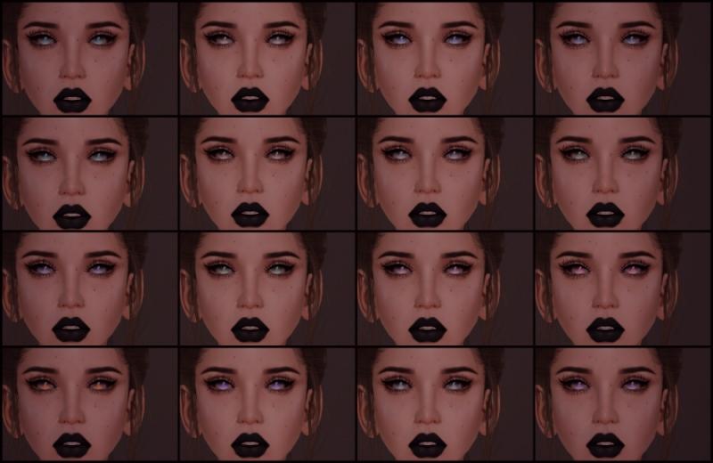 Eyes variety